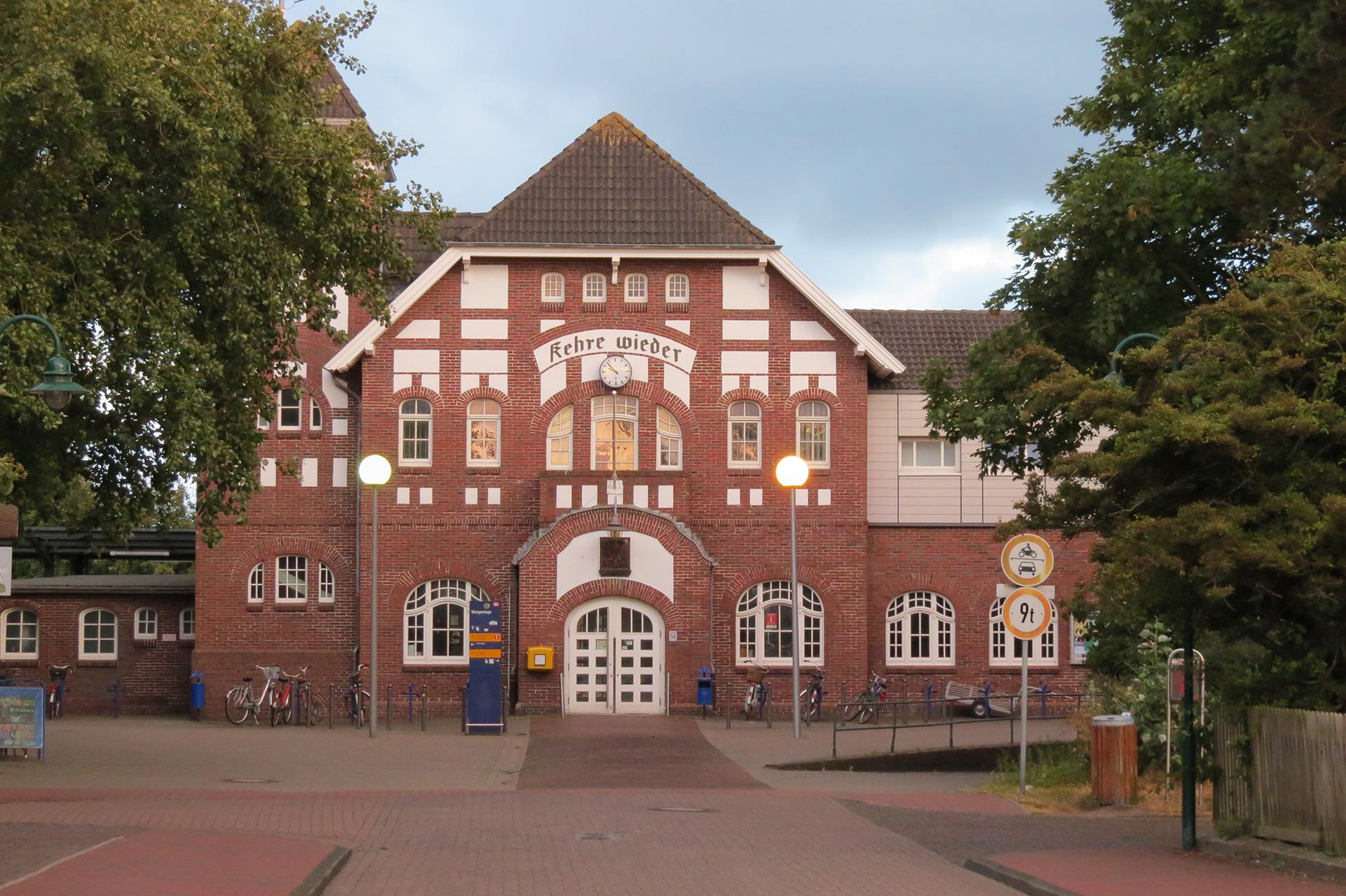 BahnhofWangerooge